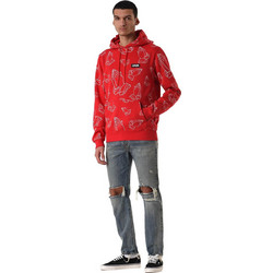 41c35f46bfd9 CAYLER SONS WL AW18 AP13 FULLY TRUSTED RED WHITE HOODY. Cayler   Sons
