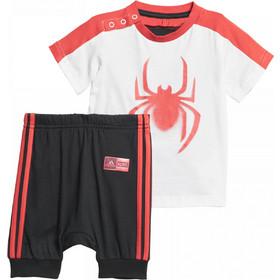 3ca262c387 adidas Infants Spiderman Summer Set (DV0833) DV0833