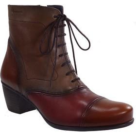 5c50541b49a Dorking Γυναικεία Παπούτσια Μποτάκια D72555USSL Ταμπά Δέρμα dorking D72555  tampa