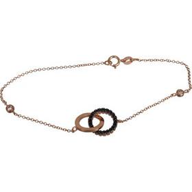 Γυναικείο ροζ gold βραχιόλι 019093 019093 Χρυσός 14 Καράτια 1d852c53619