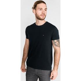 166b9a78bb00 T-shirt Essential Cotton Tommy Hilfiger MW0MW09812 - μαύρο