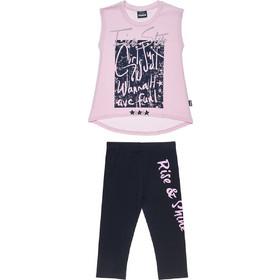 bfcc3985bdfc Alouette παιδικό σετ με αμάνικη μπλούζα και κολάν με print (6-16 ετών)