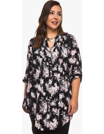 πουκαμισες φλοραλ γυναικειες - Γυναικεία Πουκάμισα  4a4e2702420