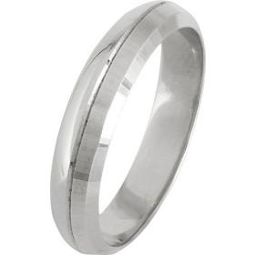 Ασημένια Βέρα Γάμου WRS247W 172a6b3de1b