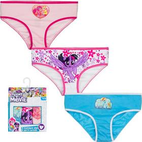 09ce50fde69 Σετ 3 Παιδικά Slips My Little Pony Disney ER3142