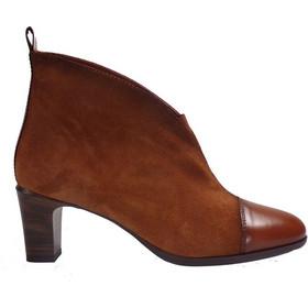 Hispanitas Γυναικεία Παπούτσια Mποτάκια HI87991 Ταμπά Δέρμα Kαστόρι 48693 cf9206c9677