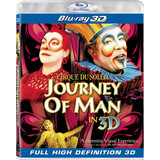 Cirque DU Soleil, Journey Of Man 3D