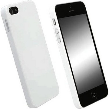 Krusell ColorCover White (iPhone 5/5S)