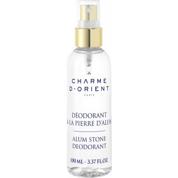 Charme D'Orient Alum Stone Anti-Perspirant Spray 100ml
