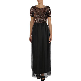 8824ffffed5a ONLY CONFIDENCE DETAILED MAXI DRESS