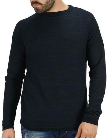 84078aedd738 Jack   Jones Ανδρική Πλεκτη Μπλουζα SMASH (12124606)