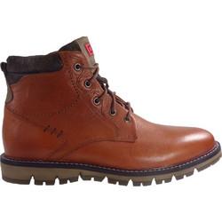 ef2ef4c4eb9 Kricket Shoes Ανδρικά Μποτάκια Αρβυλάκια 3500 Ταμπά Δέρμα 46198