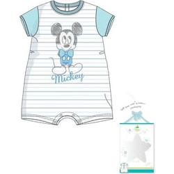 5df001841b6 Βρεφικό Φορμάκι Χρώματος Λευκό Mickey Disney AQE0468