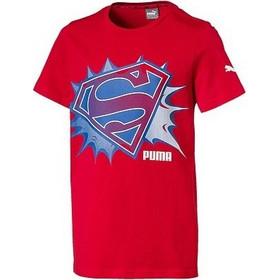 e81fba14e01c Puma Justice League Tee Παιδικό T-shirt (850267-55)