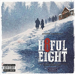 THE HATEFUL EIGHT - THE ORIGINAL MOTION PICTURE SOUNDTRACK (AUDIO CD) - IMPORTED / ΕΙΣΑΓΩΓΗΣ