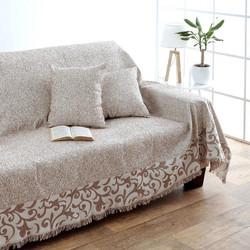 ceae0141e75 Ριχτάρι διθέσιου SB Home Optimus Sofa Throws Collection Toulon Beige 180x240