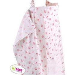 Minene Κάλυμμα   Ποδιά Θηλασμού Ροζ Φλοράλ (No 21055) 1 τμχ 04cb9e5a48d