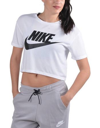 Nike Sportswear Essential Crop Top AA3144-100 1000d0db528