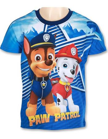 Παιδική Μπλούζα Paw Patrol Μπλε Χρώμα Nickelodeon 9b9cbc503ff