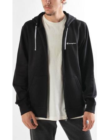 Champion Hooded Full Zip Sweatshirt 212079-KK001 c7b0b1b72c9