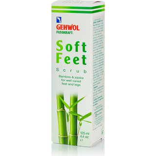 Gehwol Soft Feet Scrub 125ml