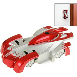 Superior Cool Infrared Control Toy Car Remote Control RC Wall Climber Car Climbing Stunt Car(Red) SK452695