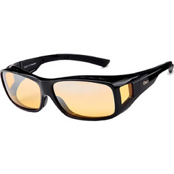Duco Wrap Around Prescription Eyewear Polarized Night Vision Driving Glasses (8953Y)