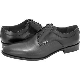 ec9d8fea737d Δετά παπούτσια Boss Shenton H5075GLM-Black-Glamour
