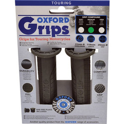 Touring Handlebar Grips (pair) OF641M