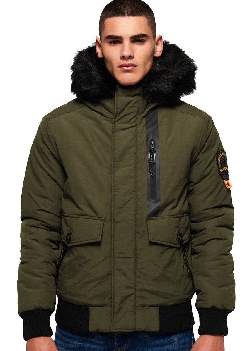 614c5b6a3e2f everest jacket superdry - Ανδρικά Μπουφάν