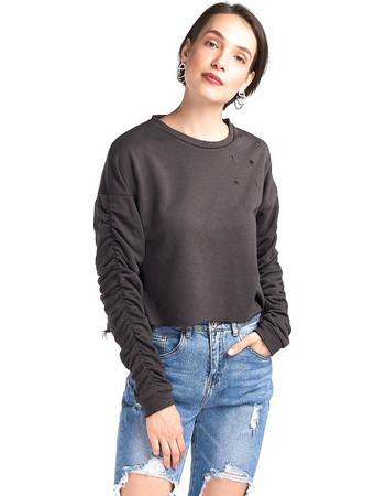 Γυναικείες Μπλούζες Φούτερ IssueFashion  e0d156e927a