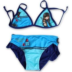 49781a12429 Παιδικό Μαγιό Μπικίνι Santoro Gorjuss Γαλάζιο-Μπλε Χρώμα