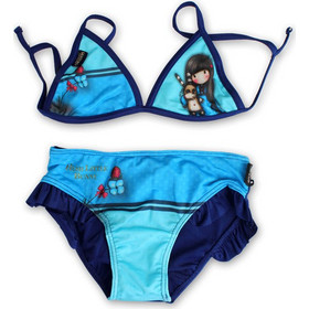 88bc58058d5 Παιδικό Μαγιό Μπικίνι Santoro Gorjuss Γαλάζιο-Μπλε Χρώμα