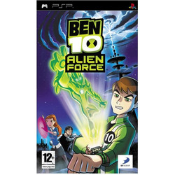 Ben 10 Alien Force - PSP