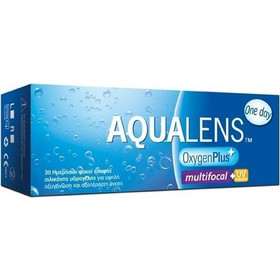 90e526d7b2 Meyers Aqualens Oxygen Plus One Day Multifocal 30Pack Ημερήσιοι
