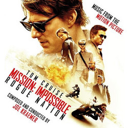 MISSION: IMPOSSIBLE ROGUE NATION - THE ORIGINAL MOTION PICTURE SOUNDTRACK (AUDIO CD) - IMPORTED / ΕΙΣΑΓΩΓΗΣ