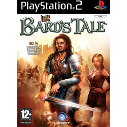 PS2 GAME - The Bard's Tale (MTX)