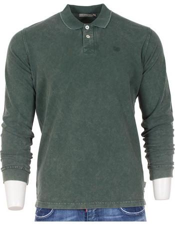 4d784fc13d4f Ανδρικό Μακρυμάνικη Μπλούζα με Γιακά SANTANA SW16-2-28 Πράσινο