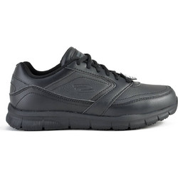 6b87fa720d3 Skechers Work Relaxed Fit Nampa Wyola SR 77235-BLK