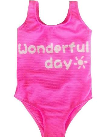 Ολόσωμο Παιδικό Μαγιό Wonderful Day f866d67aa7b