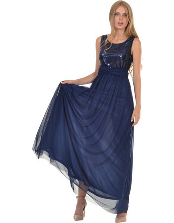 Bellino 21.11.1878 Φόρεμα Μπλε Bellino 234601a2ca3