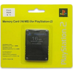 SONY Memory CARD 16Mb για Playstation 2