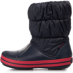 CROCS PUFF BOOT 14613-485 Μπλε 6733bee88ee