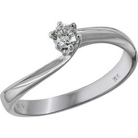 Μονόπετρο δαχτυλίδι με διαμάντι 18Κ 028374 028374 Χρυσός 18 Καράτια 34133d40bd9