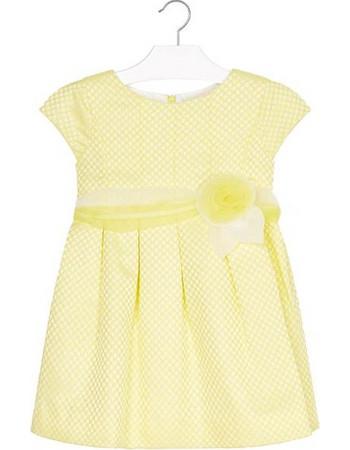 9e13daddcc8 Παιδικό Φόρεμα Mayoral 29-03912-071 Κίτρινο Κορίτσι