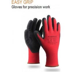 Γάντια κόκκινα KAPRIOL Easy grip 9c2a8575ae8