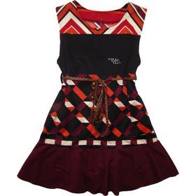 c68b18440653 ARIA TREND - Παιδικό Φόρεμα με Μπλούζα- Italian Design 3120