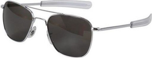 2e29a462f4 American Optical Original Pilot Chrome Polarized