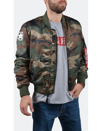 Alpha Industries MA-1 VF Army 168108 408 7b8456a29bf