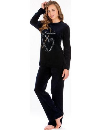 Γυναικεία Πυτζάμα Velvet Hearts Minerva 3f9d5aab86d